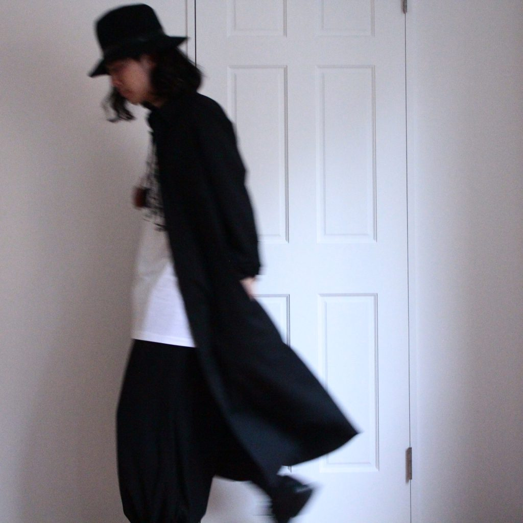 Ground Y Long Shirt Dress