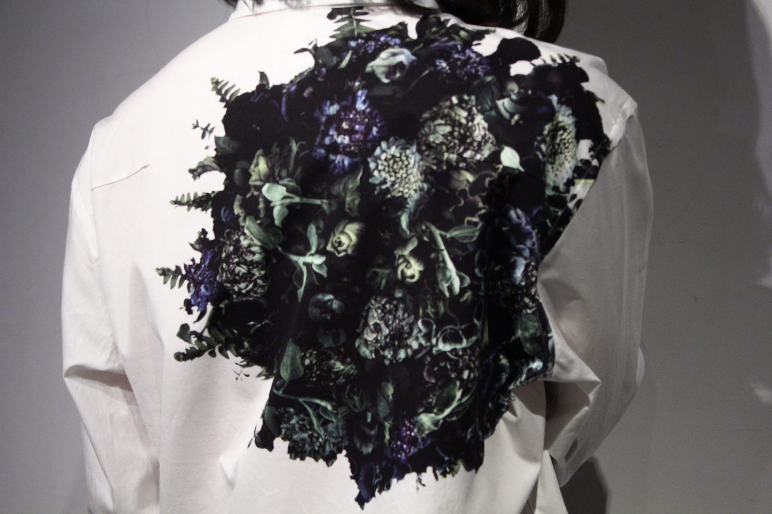 Ground Y × Nicolai Bergmann Flower Shirt