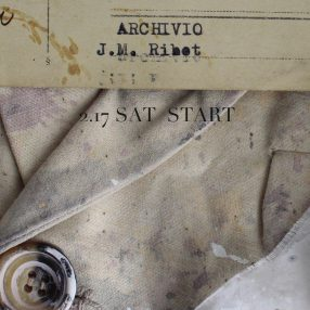 ARCHIVIO J.M.Ribot 2018SPRING&SUMER 2.17 START