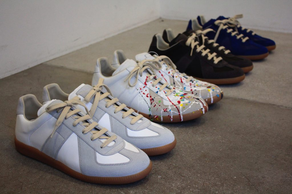 Maison Margela 18SS German Trainer Collection