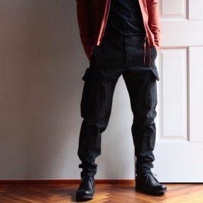 m.a+ 2 Side Pocket Cargo Pants