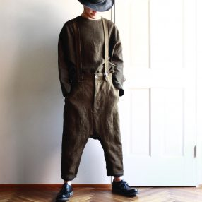 BIEK VERSTAPPEN Suspenders Trousers & Pullover Tops