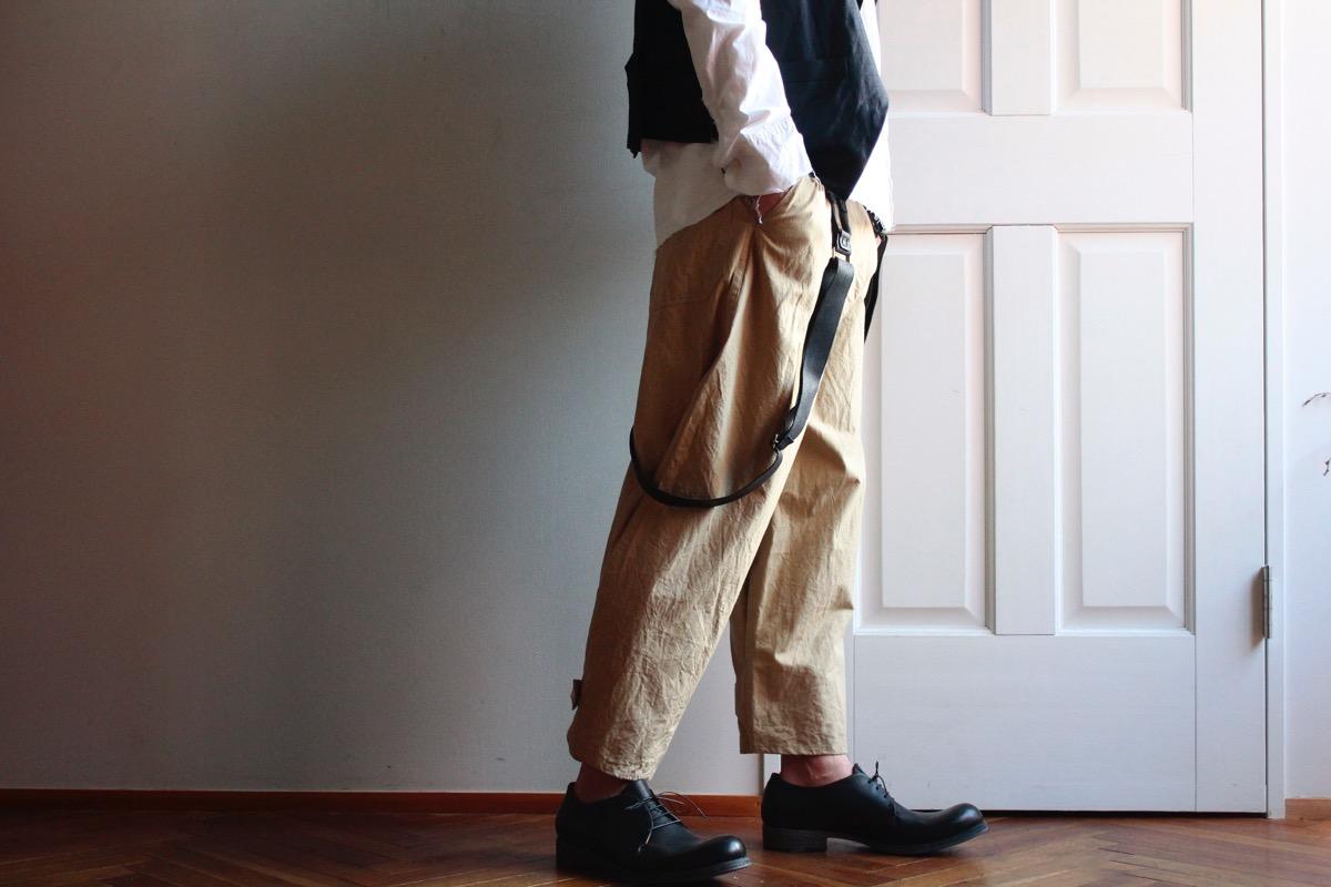 ARAKIYUU  Baggy Pants