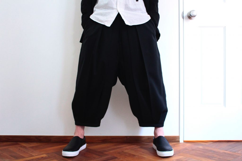 Ground Y Hakama Pants Type 2