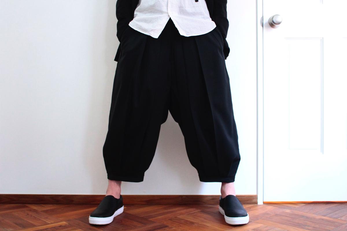 Ground Y Hakama Pants Type 2