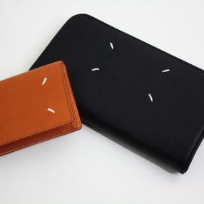 Maison Margiela Leather Wallet & Case