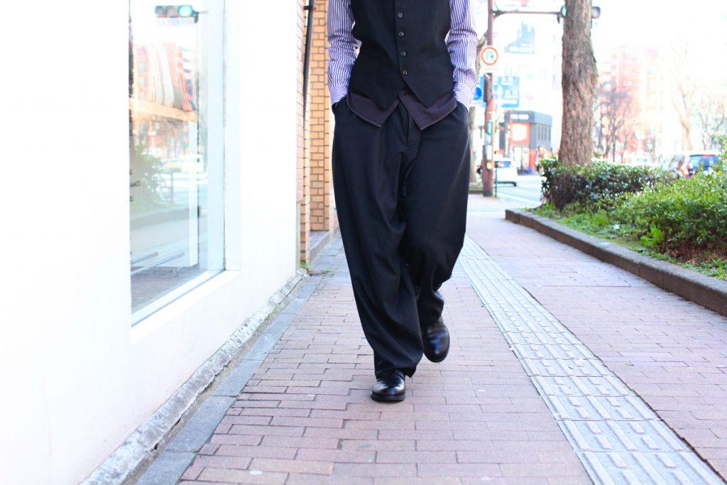 ARAKI YUU Super 140's Pyjama Pants