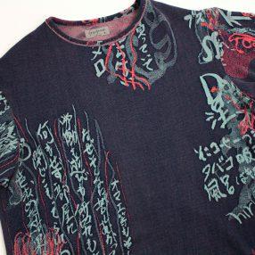 YOHJI YAMAMOTO Nirvana T-shirt