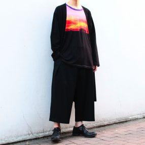 YOHJI YAMAMOTO Tack Pants
