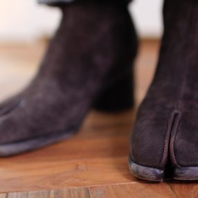 Maison Margiela  Heel Tabi Boots