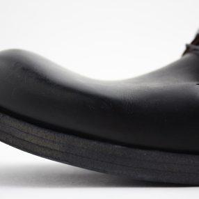 m.a+  1 piece leather derbies