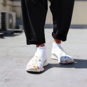 MAISON MARGIELA  Knit Sneaker
