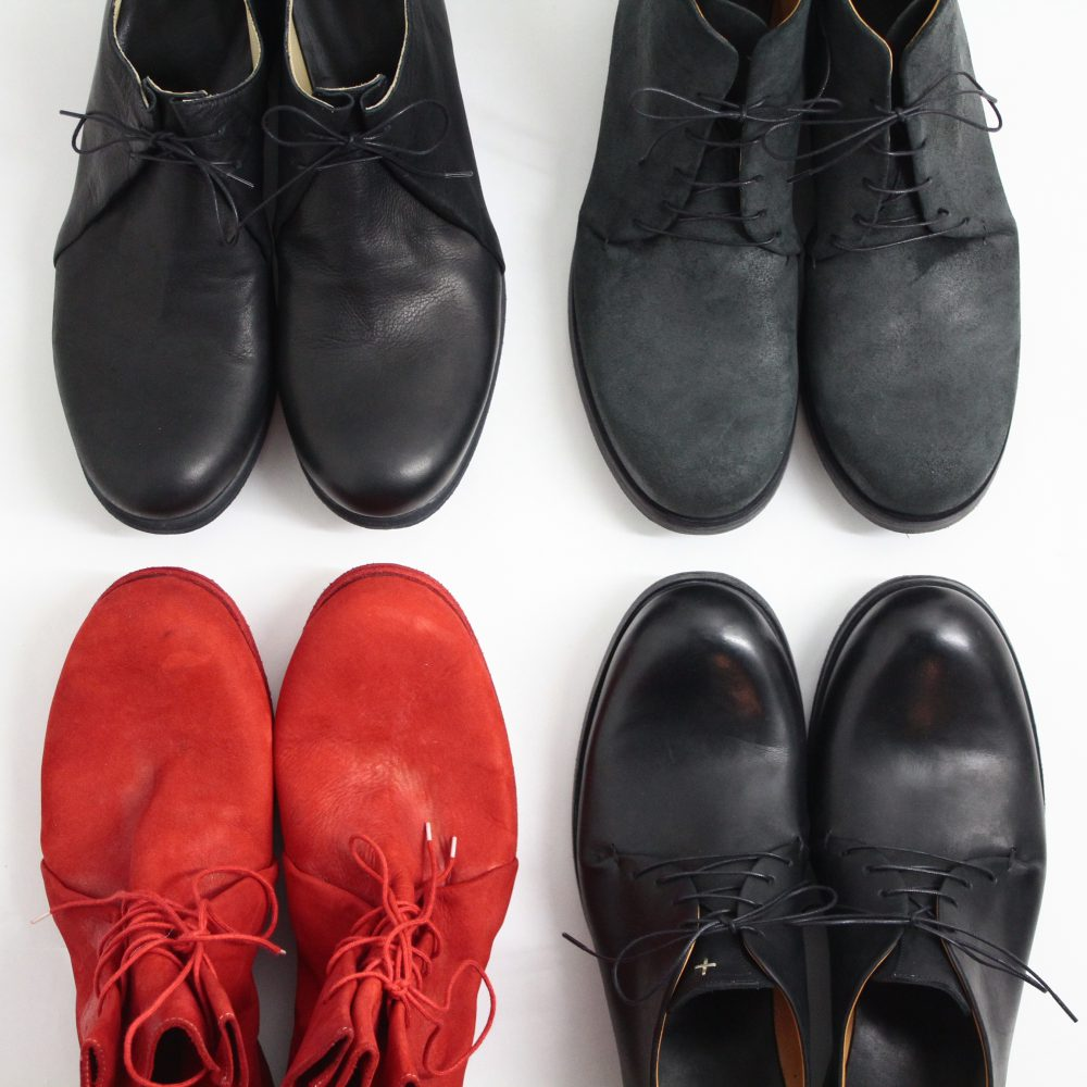 m.a+ 2018spring&summer shoes line up!