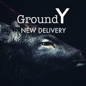 Ground Y × HIROKI INOUE Print T 3.23(fri) START !!!