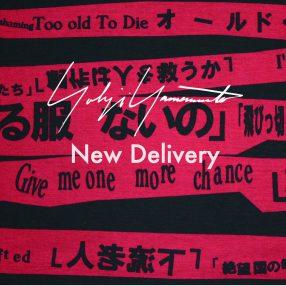 YOHJI YAMAMOTO New Arrival START!!