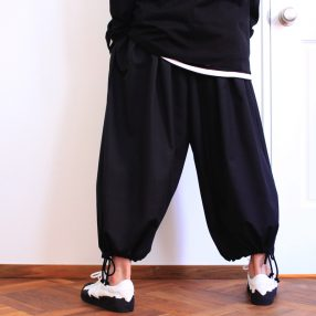 Restock !! Ground Y Balloon Pants