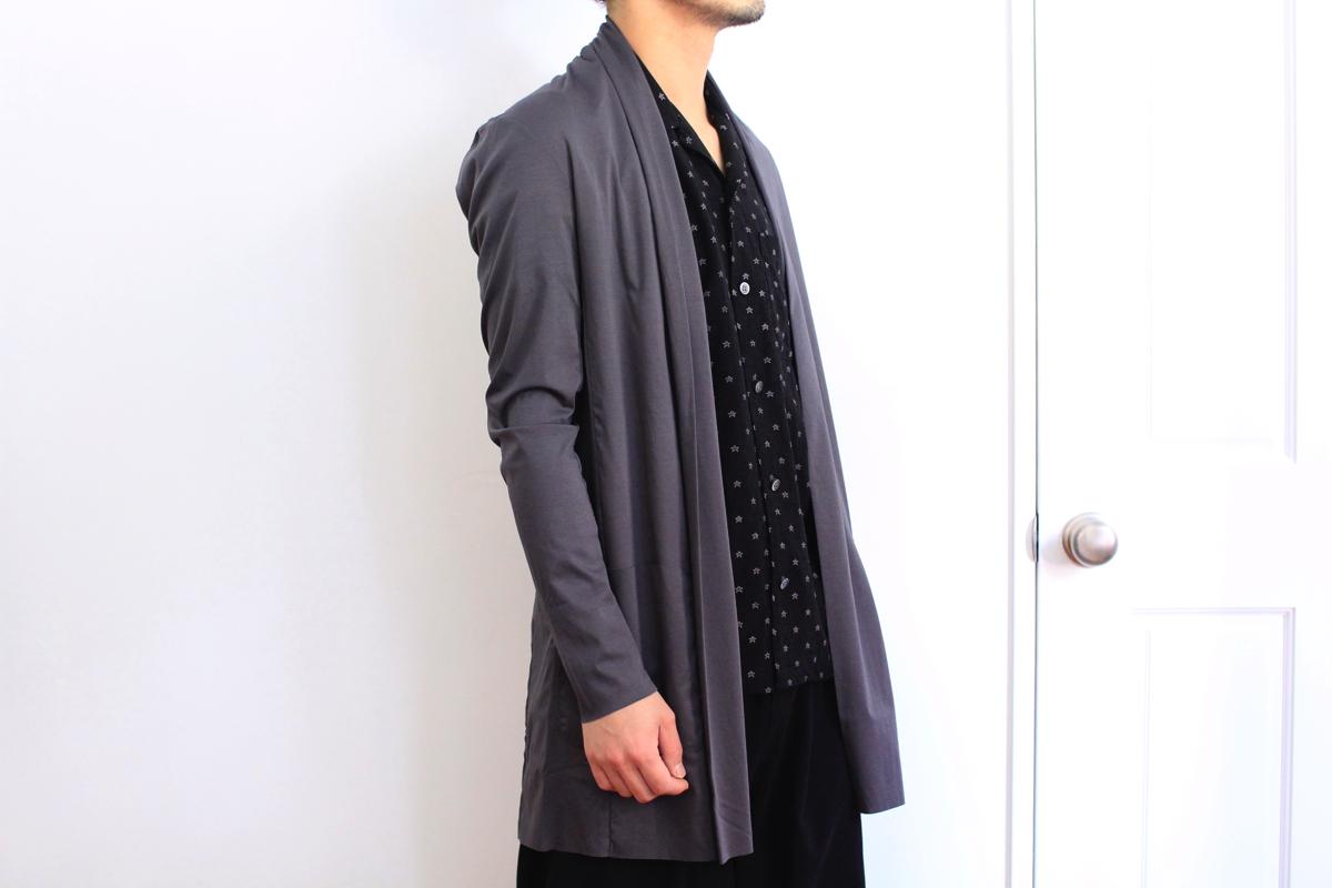 KAZUYUKI KUMAGAI Stole Jacket & Long Cardigan