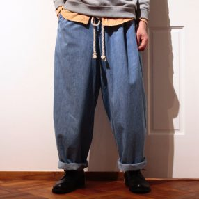 RAINMAKER KYOTO Denim Dougi Pants