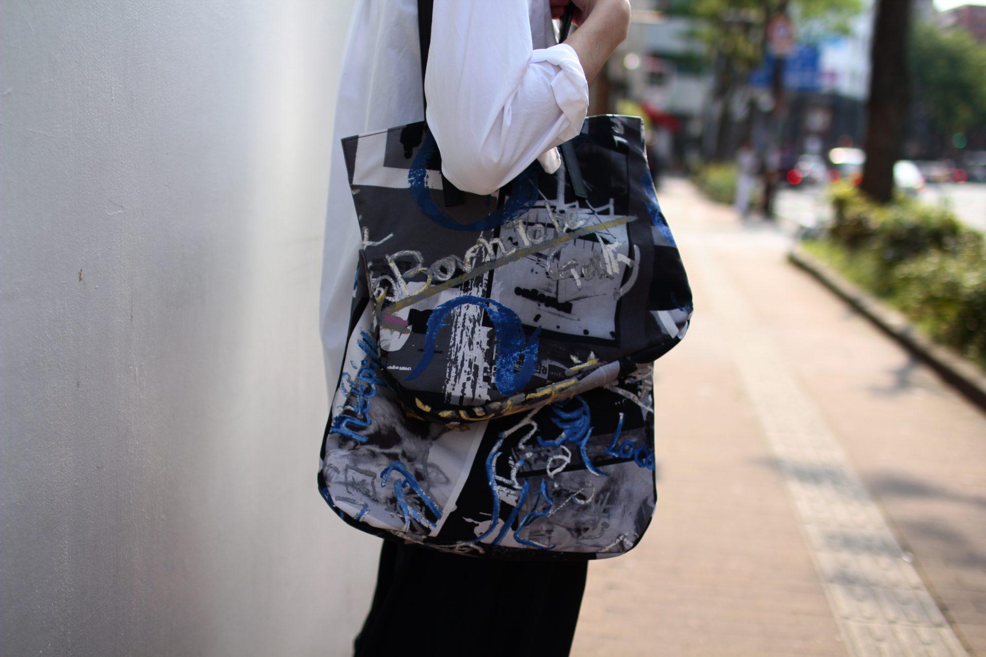 discord YOHJI YAMAMOTO Layered Bag