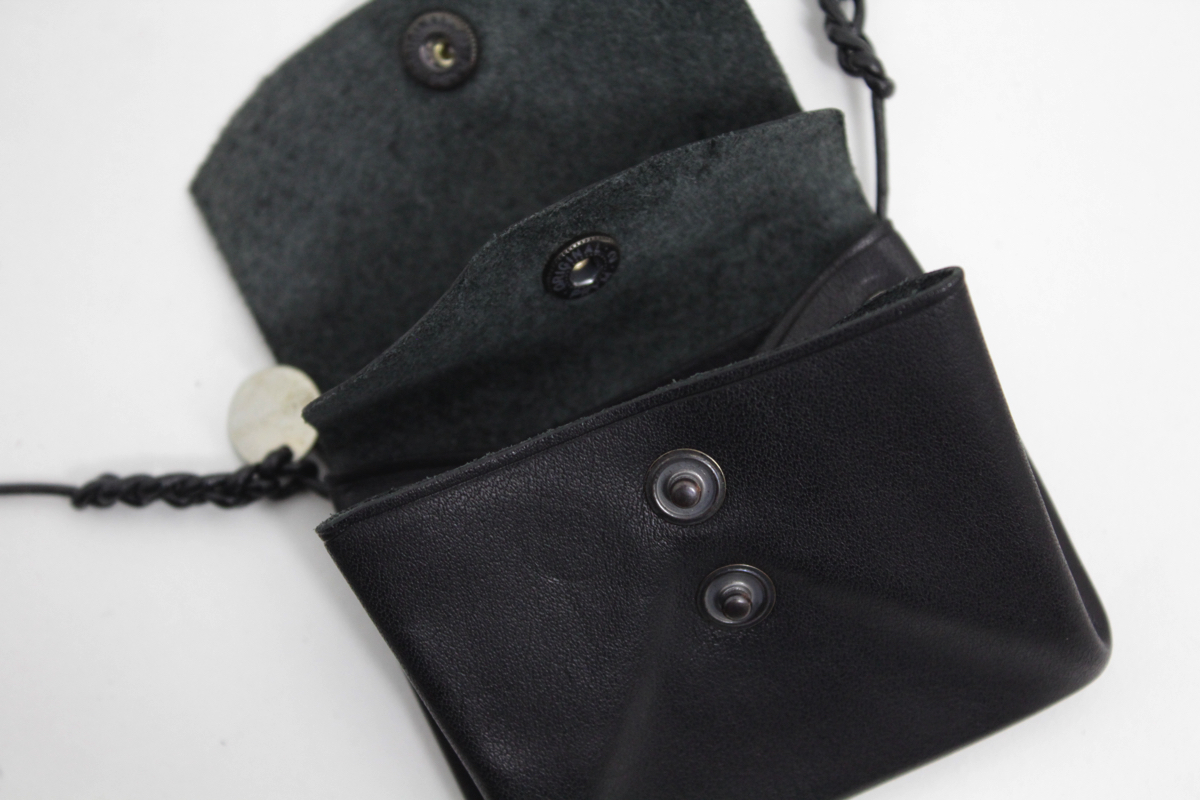 ANN DEMEULEMEESTER Leather Necklace