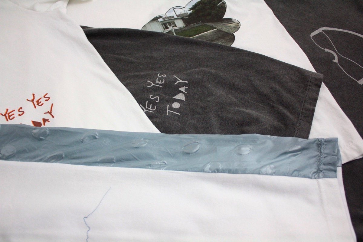JULIEN DAVID Big T-shirt