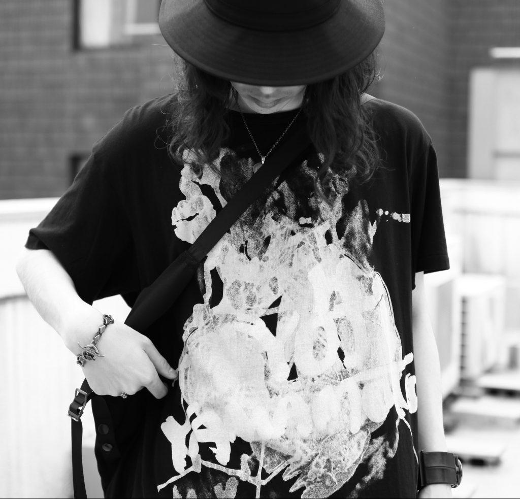yohji yamamoto pour homme T-shirt STYLE