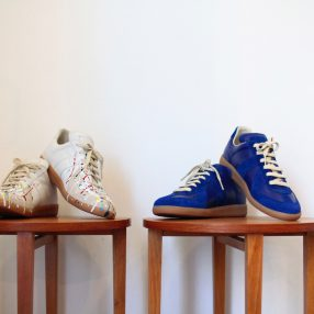 Maison Margiela German Trainer Style