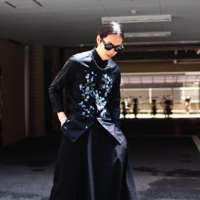 ANN DEMEULEMEESTER 【CAPSULE COLLECTION】 Shirt Style