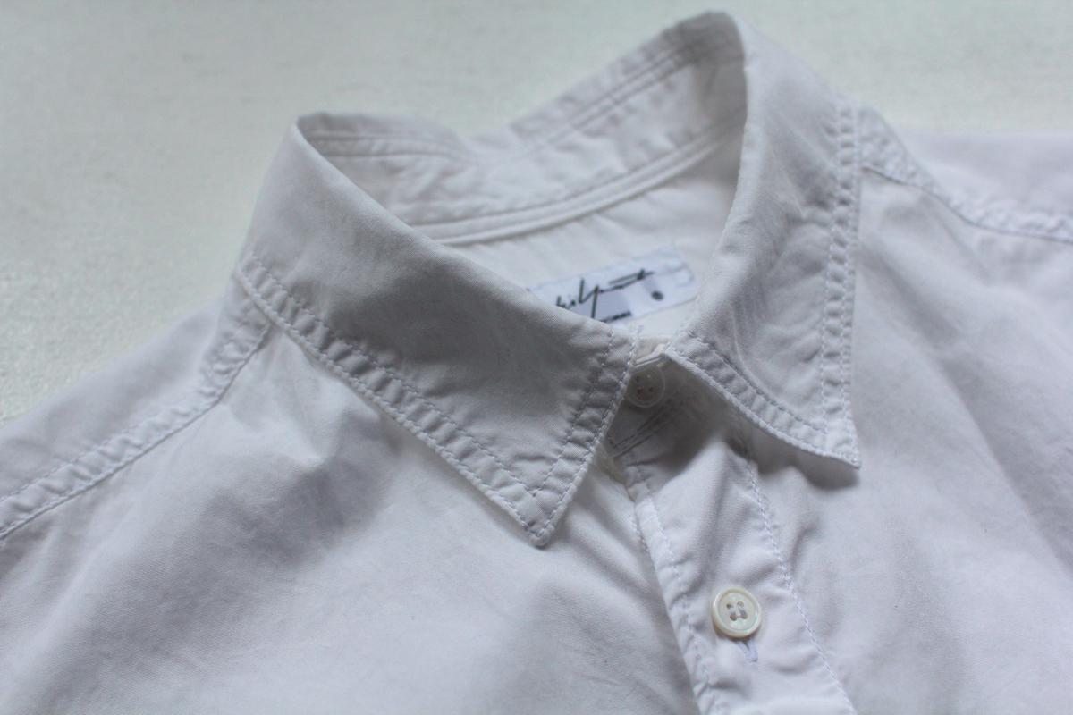 YOHJI YAMAMOTO Basic Shirt