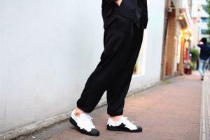 REGULATION YOHJI YAMAMOTO Easy Pants