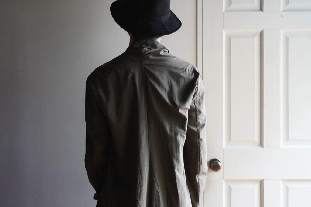 KAZUYUKI KUMAGAI Long Stole Coat