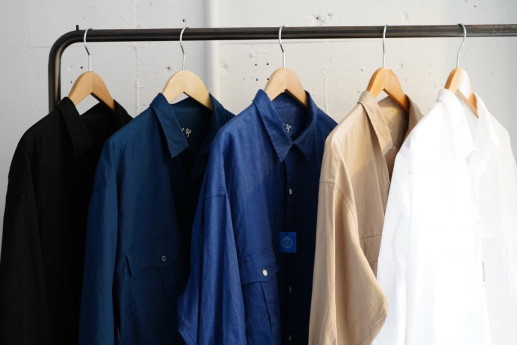 HUES 1st floor PICK UP OVER SIZE SHIRTS