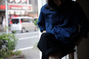 "Porter Classic ""ROLL UP SHIRT""  STOCK LIST"