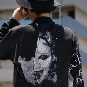 YOHJI YAMAMOTO 【BLACK Scandal】Wisdom Shirt