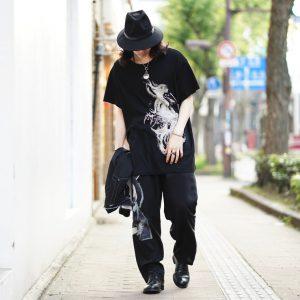 YOHJI YAMAMOTO 2018-19A/W Recommend Style