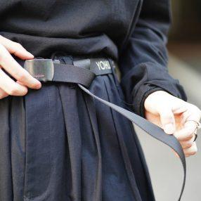 YOHJI YAMAMOTO 30mm Nylon Belt