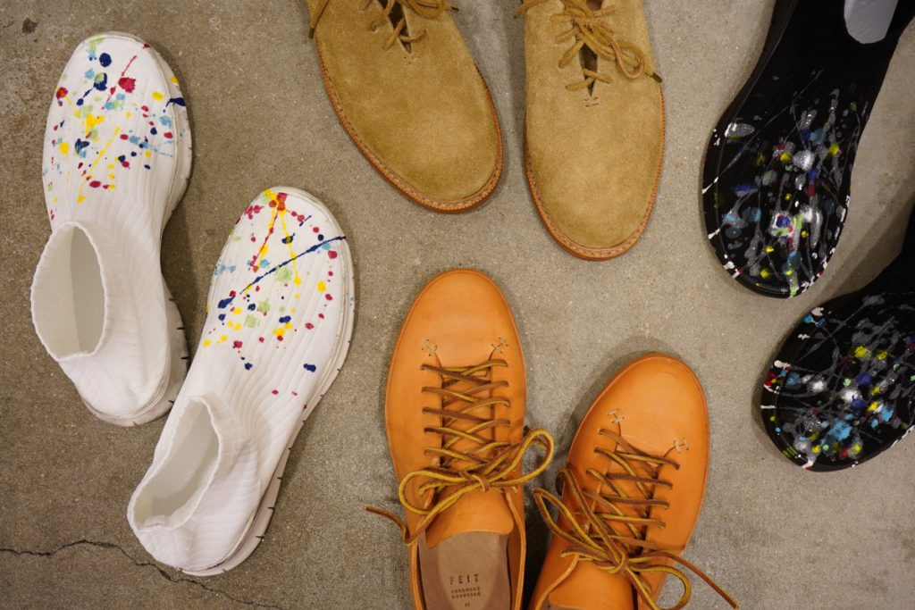 HUES 1st floor PICK UP SHOES