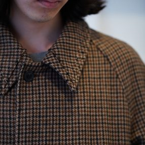 MAISON MARGIELA Houndstooth Coat