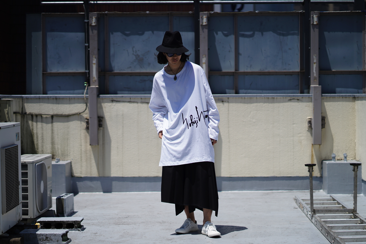 Ground Y 18-19A/W Cut&Sew Collection