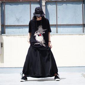 YOHJI YAMAMOTO Sarouel Skirt Pants