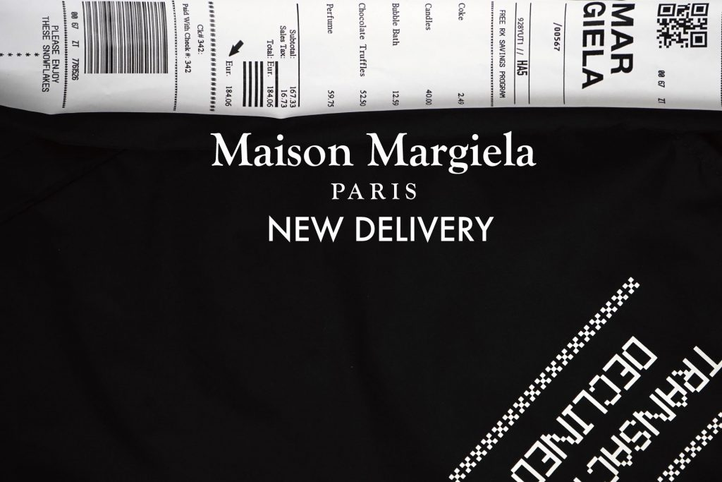 Maison Margiela NEW DERIVERY