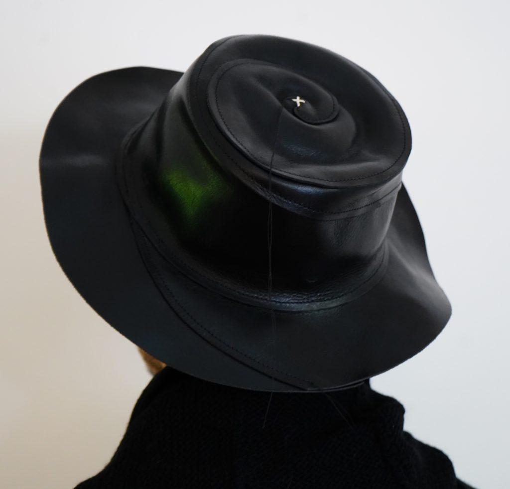 m.a+  spiral hat