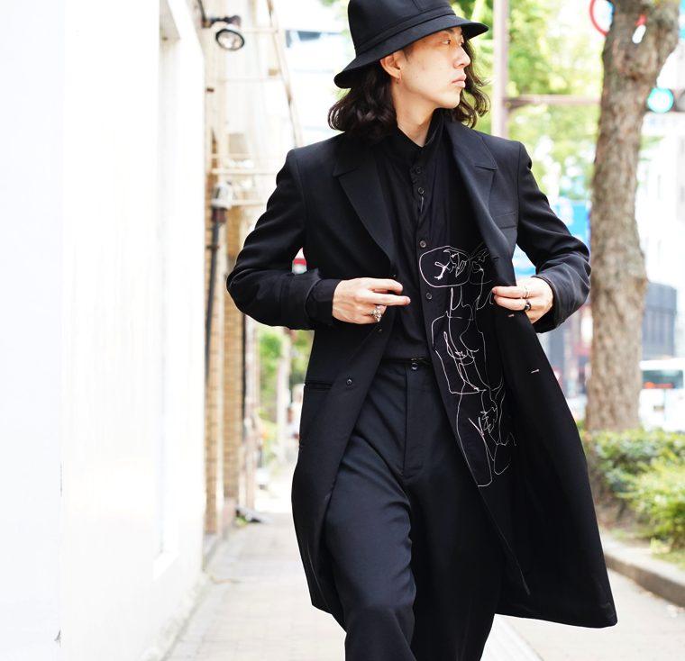YOHJI YAMAMOTO Doctor Jacket