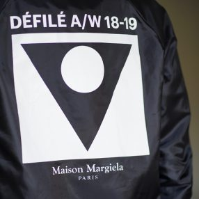 MAISON MARGIELA Coach Jacket