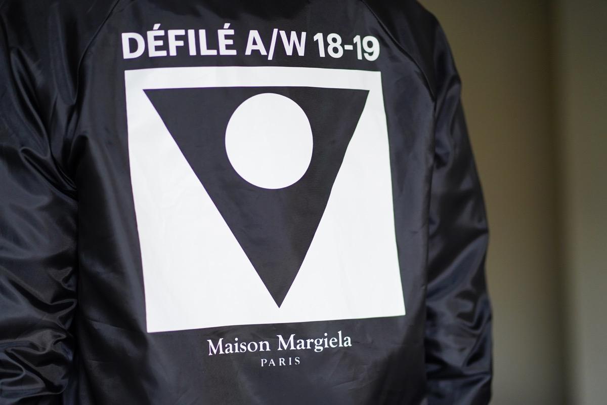 MAISON MARGIELA Coach Jacket