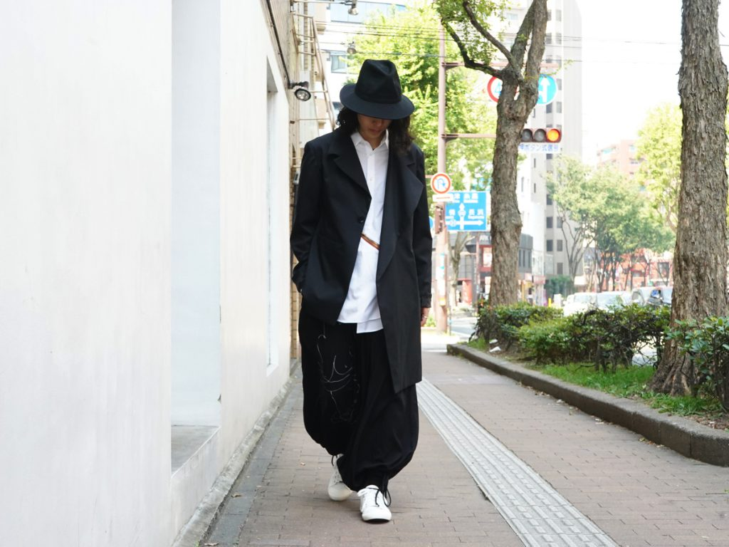 Ground Y Asymmetry Jacket