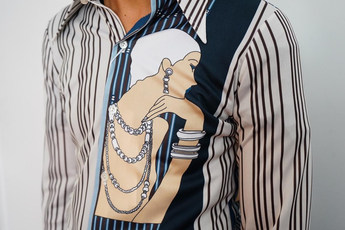 Maison Margiela REPLICA 70's Shirt
