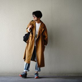 JULIEN DAVID Nylon Coat