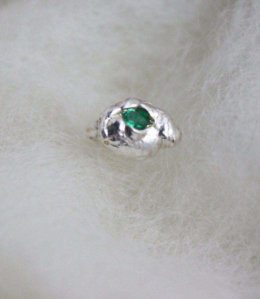 ALICE WAESE  silver pierce