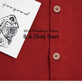 toogood 2018-19 Autumn / Winter START